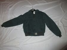 NWT VINTAGE Carhartt Quilt Lined Jacket MADE IN USA XL JQ2043 OLD COLLAR
