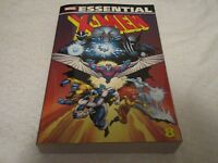 Marvel Essential X-Men Volume 8 Comic Book Paperback