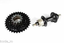 Vintage Maillard Helicomatic Freewheel & Rear Hub 36H 6 Speed Rare To Find NOS