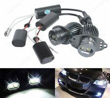 BMW E90 E91 LCI HeadLight  LED 20W Angel Eyes Halo Ring Light Bulb 2009+