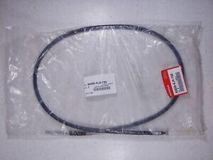 86 Honda CH150D CH150 CH 150D Elite 150 Deluxe Front Brake Line Cable