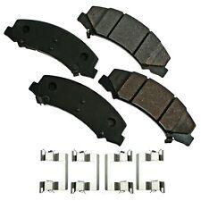 Disc Brake Pad Set-Super Front Akebono ACT1159