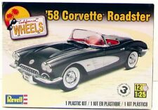 Revell 4325 1:25th escala 1958 Corvette Roadster