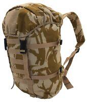 Marauder 40 Litre Patrol Pack - Military Rucksack Daysack - Desert