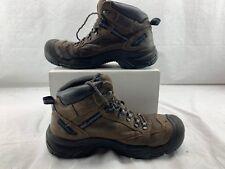 Keen Utility Men's Braddock Mid Steel Toe Waterproof Work Boot 1012771 SIZE 9.5