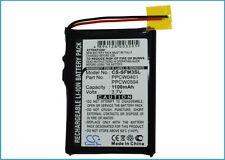 NEW Li-ion Battery for COWON iAUDIO M3, X5 (1100 mAh)