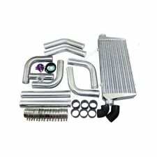 "UNIVERSAL TURBO INTERCOOLER + BOV + 3"" aluminium PIPING kit"