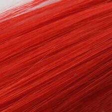 Neu Lang Bunte Clip in Extensions Haarsträhnen Haarverlängerung^