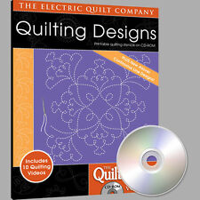 QUILTMAKER QUILTING DESIGNS Volume 7 Software NEW CD