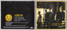 Atreyu - Lonely - Rare Radio Promotional 4 Track CD - 1218