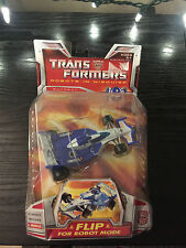 2006 HASBRO--TRANSFORMERS ROBOTS IN DISGUISE--MIRAGE FIGURE (NEW OTHER)