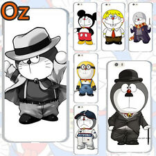 Doraemon COS Case for VIVO V17 Neo, Quality Painted Cute Cover WeirdLand