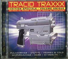 V.A. 2 cd sampler  TRACID TRAXXX  © 2002 - special edition - acid - hard trance