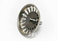 One Of 43mm Stainless Steel Basket Strainer Plug Trap