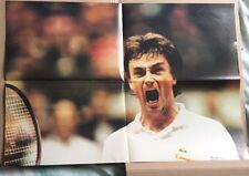 French Davis Cup Victory December 1991 Original Vintage Posters