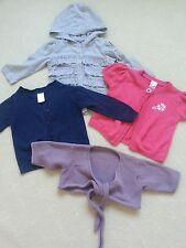 Girl's Cardigans Bundle, Size 1, All in Excellent to AS NEW Condition