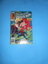 autographed stan lee spiderman comic bookset