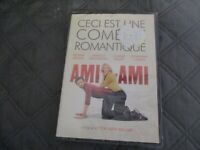 "DVD NEUF ""AMI-AMI"" William LEBGHIL, Margot BANCILHON / Victor SAINT MACARY"
