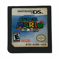 Super Mario 64 DS (Nintendo DS, 2004) Authentic Tested Works