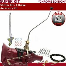 C4 Shifter Kit 23 Swan E Brake Cable Clamp For E9917