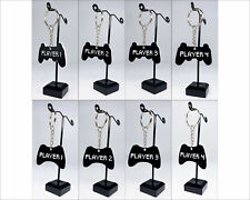 Games controller inspired Acrylic Key Rings Xbox Playstation Players Party Gift