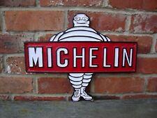 Michelin Man cast michelin sign tyres cast aluminium sign bibendum VAC143