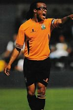 Football Photo>EDGAR DAVIDS Barnet 2013-14