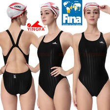 NWT YINGFA 982-1 RACING TRAINING SWIMSUIT M US GIRLS 12-14 MISS 2 FINA APPROVED!