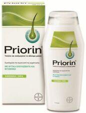 BAYER PRIORIN SHAMPOO FOR REVITALIZING WEAK HAIR NORMAL & DRY HAIR 200ml