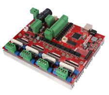 Cnc 4 Axis Usb Mach3 Stepper Motor Drivercontroller Interface Board Card 2 In 1