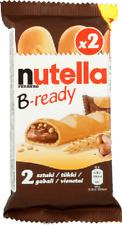 FERRERO Nutella B-READY x 5 Bags