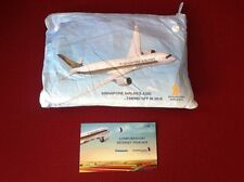 Inaugural Singapore Airlines Airbus A350 Flight Cabin Pack & Internet Voucher