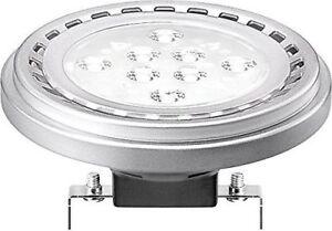 Philips Master LEDspotLV 12V 15-75W 3000K AR111 24D
