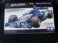 Maquette Tamiya Williams F1 BMW FW24 1/20
