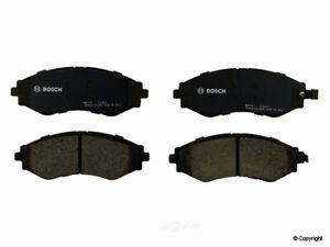 Disc Brake Pad Set-Bosch QuietCast Front WD Express 520 07970 462
