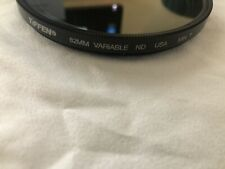 Tiffen 82MM Variable Neutral Density ND USA Filter