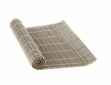Solid Pattern Round Placemats