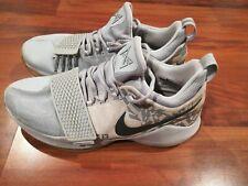 Nike Okc 13 Paul George Thunder Wolf Mens Basketball Shoes Grey-Cool Size 9