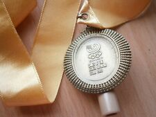 RARE 1988 SEOUL OLYMPIC GAMES MEDAL WHISTLE SOUVENIR SAMSUNG SPONSOR OLYMPICS