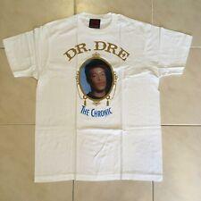 DR DRE The Chronic T-Shirt - Snoop Doggy Dogg 90s Vintage Hip Hop Rap Tee