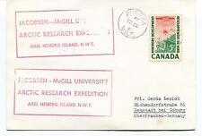 Jacobsen McGill Univ. Axel Heiberg Island Eureka Canada Polar Antarctic Cover