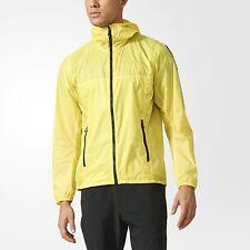 adidas TERREX Mistral Wind Jacket Men's Yellow