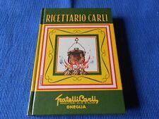 ricettario Carli - Fratelli Carli olio d'oliva - A- Pettini