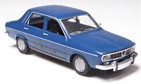 H0 BREKINA Personenkraftwagen Dacia 1300 grünblau Lizenz Renault DDR # 14517
