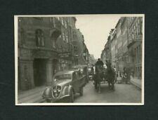 1930s Peugeot 202 Pickup Truck Vintage Photo France 451118