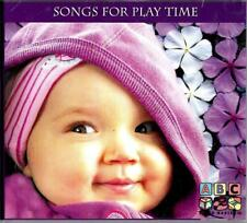 Songs For Play Time cd album - ABC kids release