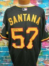 Johan Santana Minnesota Twins Signed ALL STAR Jersey JSA COA (JSY116)