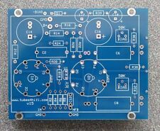 tubes4hifi  driver PCB for Dynaco MK3 new 6SN7 octal version - bare PCB  only