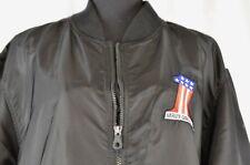 Harley-Davidson Women's Full Zip Jacket Size 3W USA #1 Flag Patriotic Bike Ride