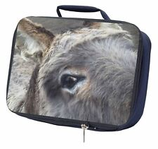 More details for new donkey close-up navy insulated school lunch box bag, donk-1lbn